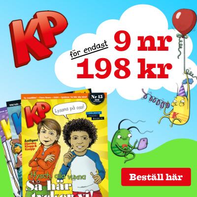 Kamratposten - 9 nummer för 198 kr